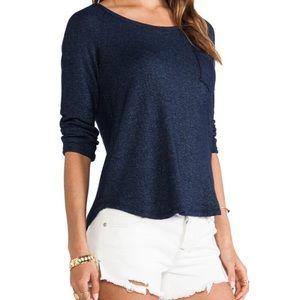 Splendid // Soft Melange French Terry Sweatshirt